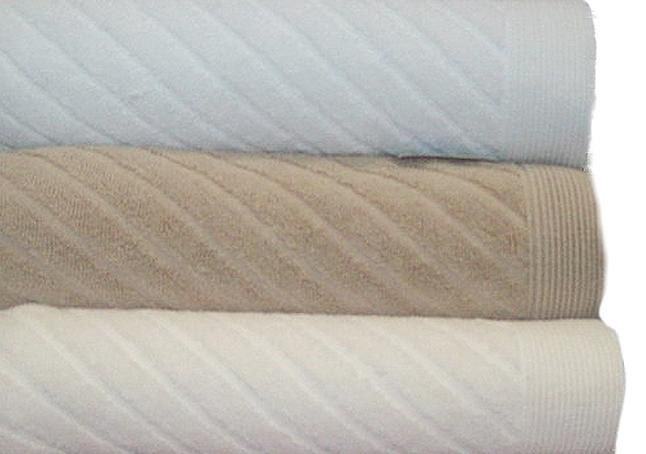 Twist Stripe Overall Jacquard