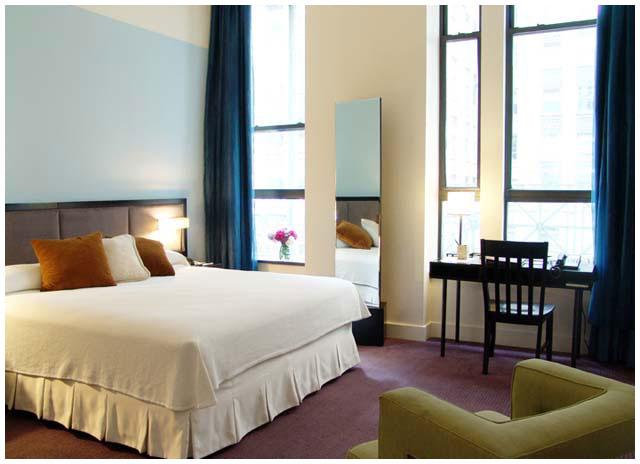 Dylan Hotel Bed 2