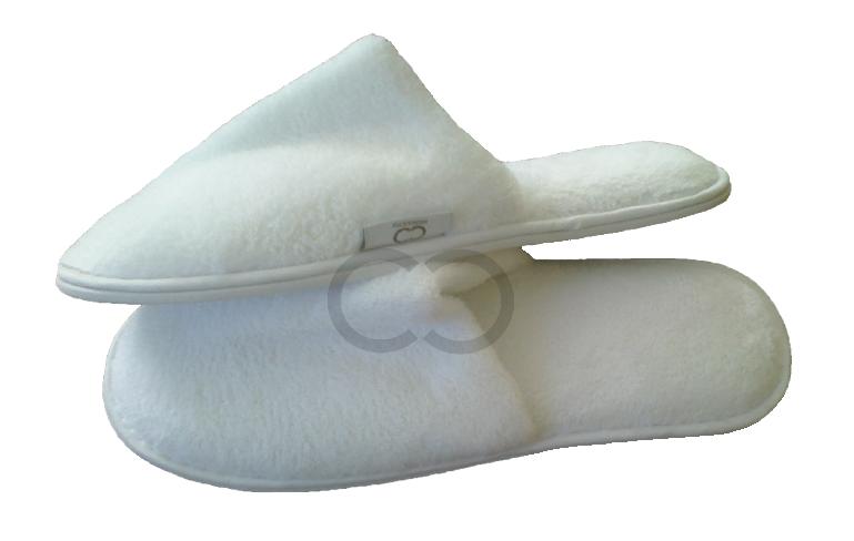 Closed Toe Fleece Slipper