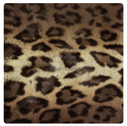 Milano Collection Faux Fur Gomera Belize Throw-