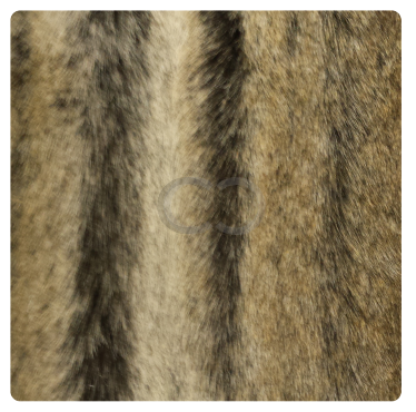 Milano Collection Faux Fur Tissavel Throw