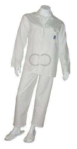 310 Sateen Stripe Pajamas