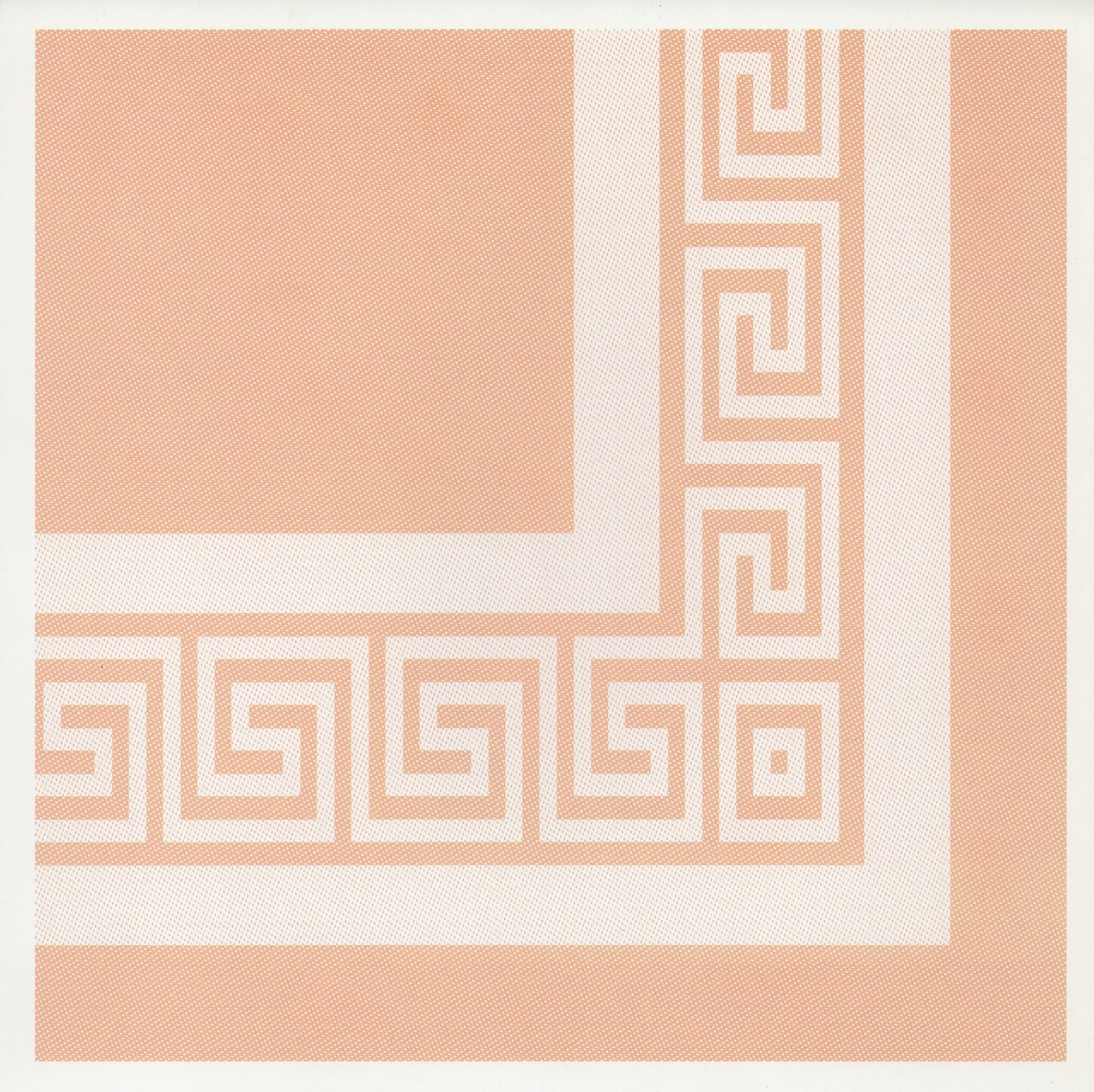 PRANZO Collection Signature Greek Key Pattern
