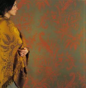 Diora Throw Pattern
