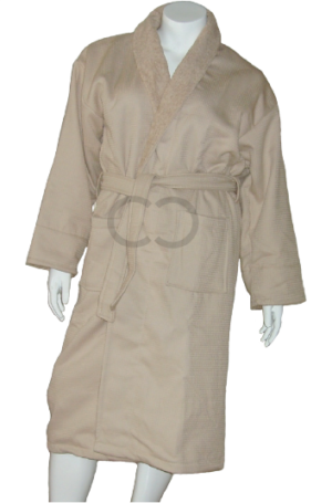 Doubleface Robe