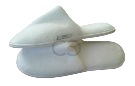 Closed Toe Fleece Slipper