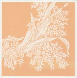 PRANZO Collection Signature Fern Pattern