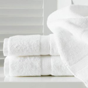 Towels Bath Deluxe Rice Collection