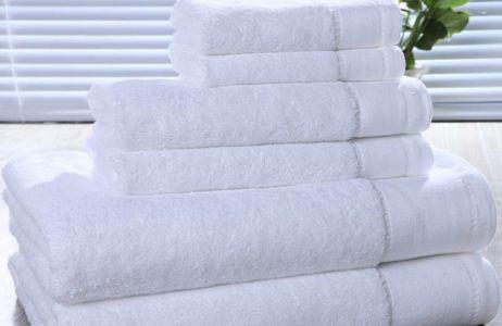 Towels Shore Deluxe Border